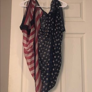 🎉final price 🎉 American flag coverup
